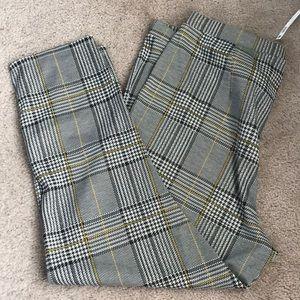 Plaid pattern Plus Size 18 Dress Pants